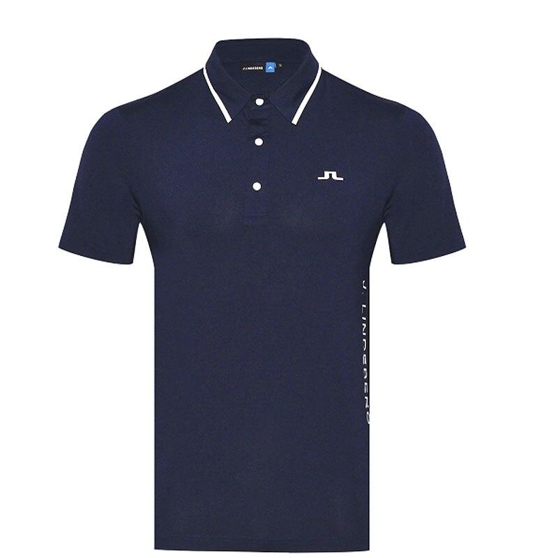 New mens Cooyute Sportswear Short sleeve Golf T-shirt 5colors JL Golf clothes S-XXL in choice Leisure Golf shirt Free shipping