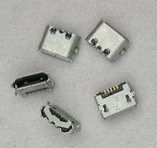 100 Stks/partij Brand New Voor Huawei Ascend P8 / P8 Lite / P8 Max Micro Usb Charger Opladen Connector Dock poort Plug