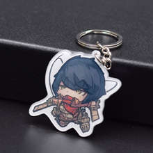 Attack on Titan Acrylic Key chains