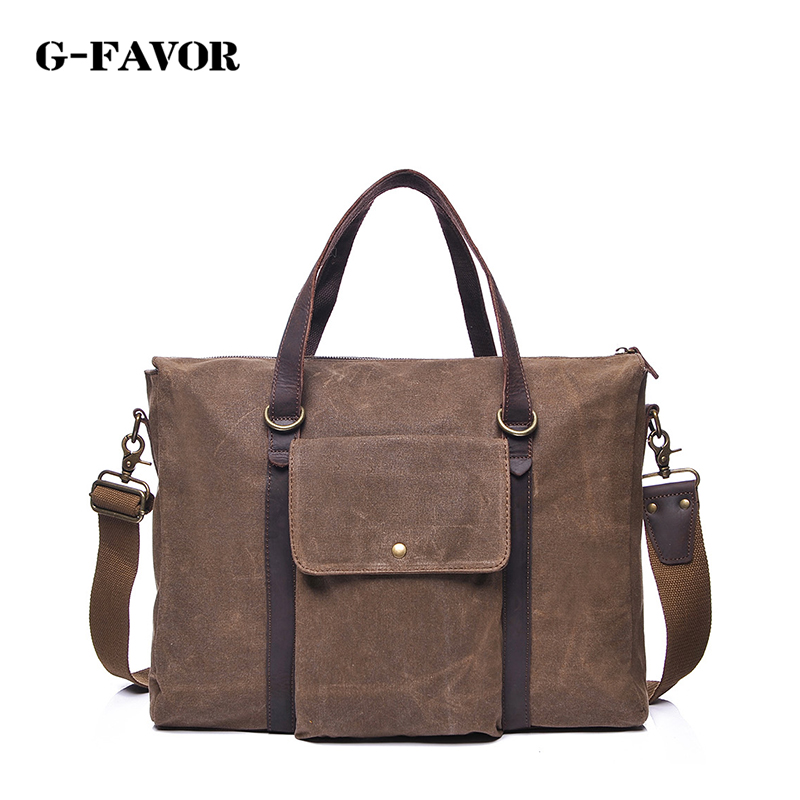 2018 Vintage Crossbody Bag Military Canvas Briefcase Men Shoulder Bags Men Messenger Bag Casual Canvas Handbag Free Shipping oil rubbed bronze wall mounted bathroom tub faucet waterfall spout w soap dish hand shower sprayer