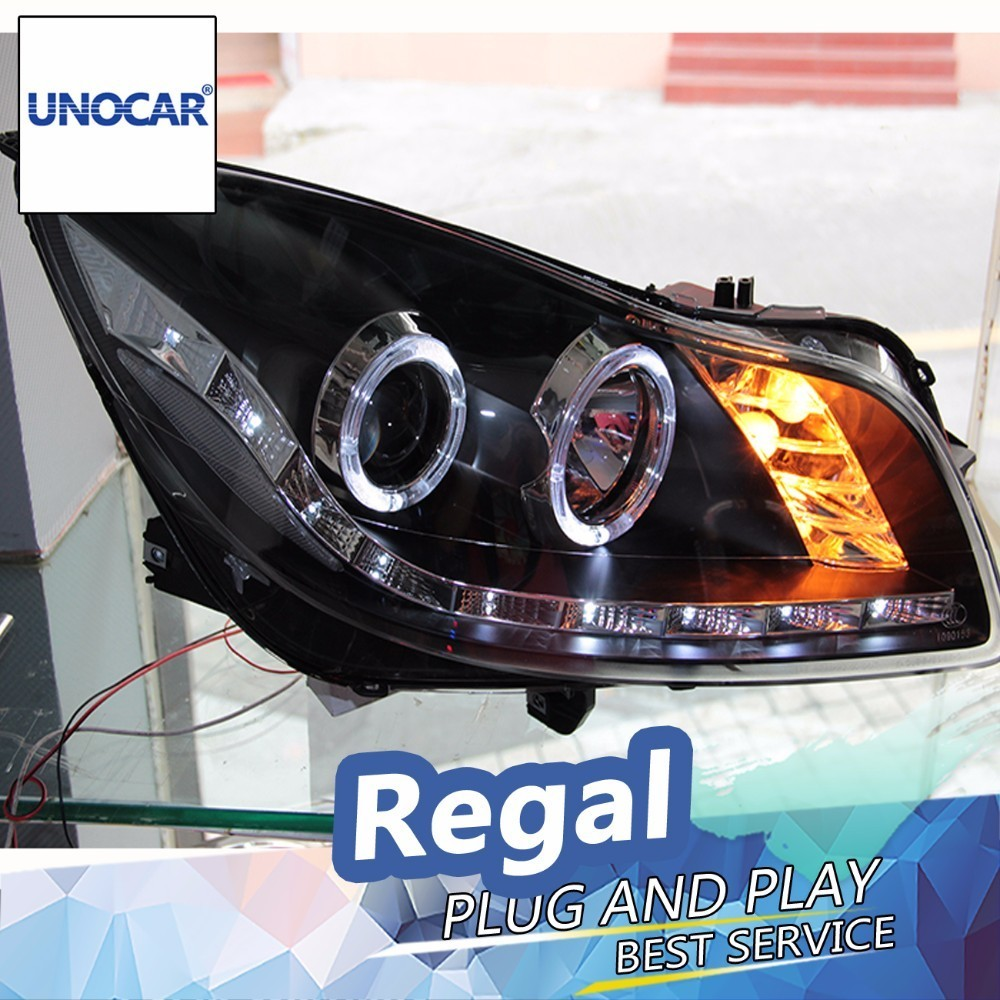 Buick Regal Gs For Sale: For Buick Regal GS Verano Opel Insignia LED Head Light For