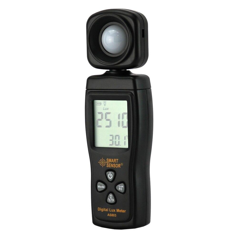 Smart Sensor AS803 Digitális fényképezés Mini spektrométer - Mérőműszerek - Fénykép 2