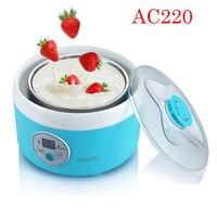 New Arrival High Quality 1 L Automatic Yogurt Maker Electric Buttermilk Sour Cream Making Machine Rice