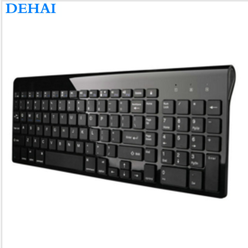 ФОТО 2016 New IBK-24 Wireless 14 inch Bluetooth Keyboard Support For iOS/ Android/ Windows System High Quality for Ipad mini air 5 6