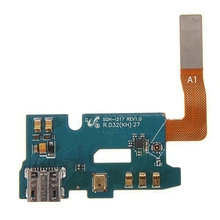 USB Charging Port Flex Cable Mic For AT&T Samsung Galaxy Note 2 II SGH-i317 zoom sgh 6