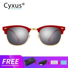 Cyxusเด็กแว่นตากันแดดPolarizedพร้อมสายคล้องShadesสำหรับเด็กและเด็กแว่นตา 1656