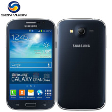Original Samsung Galaxy Grand  I9082 Mobile Phone Dual SIM 5.0 Inch Touch Screen 8MP Dual Core 8GB ROM cell phone