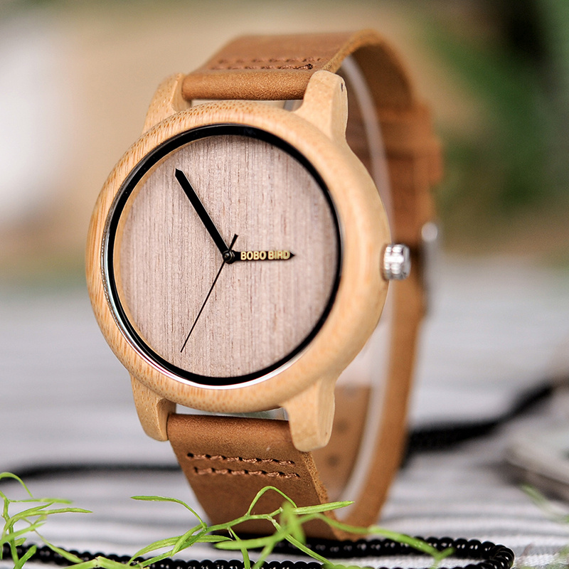 BOBO BIRD L-A22 BOBO BIRD Second Hand Wooden Watch Casual Fashion Women Men Watches Ship from Russia to Russia мягкая игрушка promise a nw113501 bobo 35cm