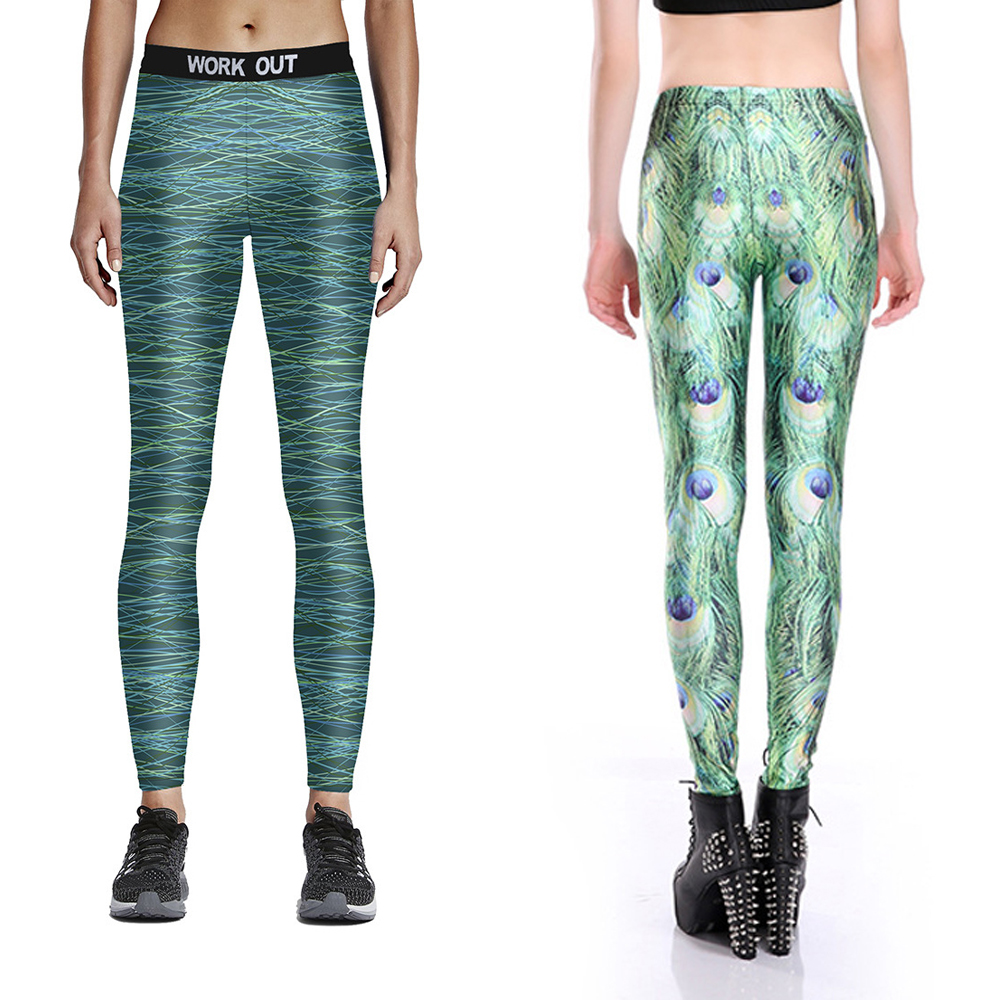 Online Buy Wholesale colourful yoga pants from China colourful ...