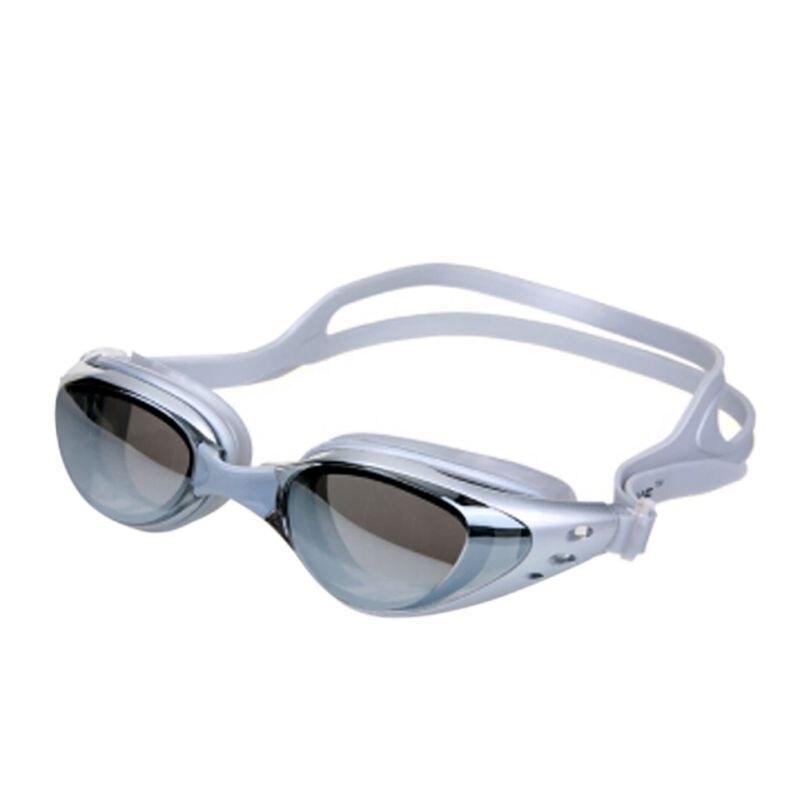 2017 New Quality Mens Womens Adult Swimming Frame Pool Sport Eyeglasses Waterproof Spectacles Male Female Swim Goggles Glasses