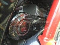 Ремень Обложка для Ducati Monster 797 полный углеродного волокна 100% твил
