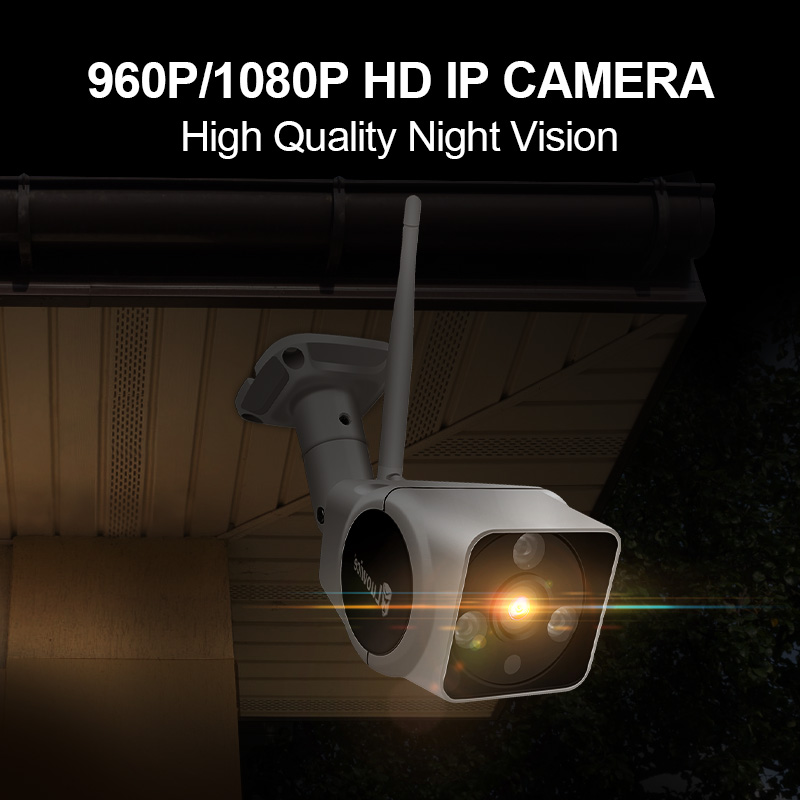 IP66 wifi wireless ip camera Surveillance font b Outdoor b font use two way audio speak