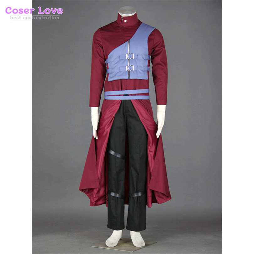 Naruto: Shippuden Gaara Cosplay Costume New years Christmas Costume 'Can't be customized'