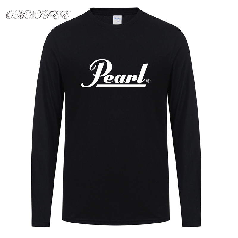 buy men long sleeve t shirts new printed pearl t shirt o neck short sleeve. Black Bedroom Furniture Sets. Home Design Ideas