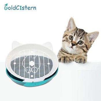 Cat Toilet Basin Cat Litter Basin Pet Supplies Cat Cleaning Supplies