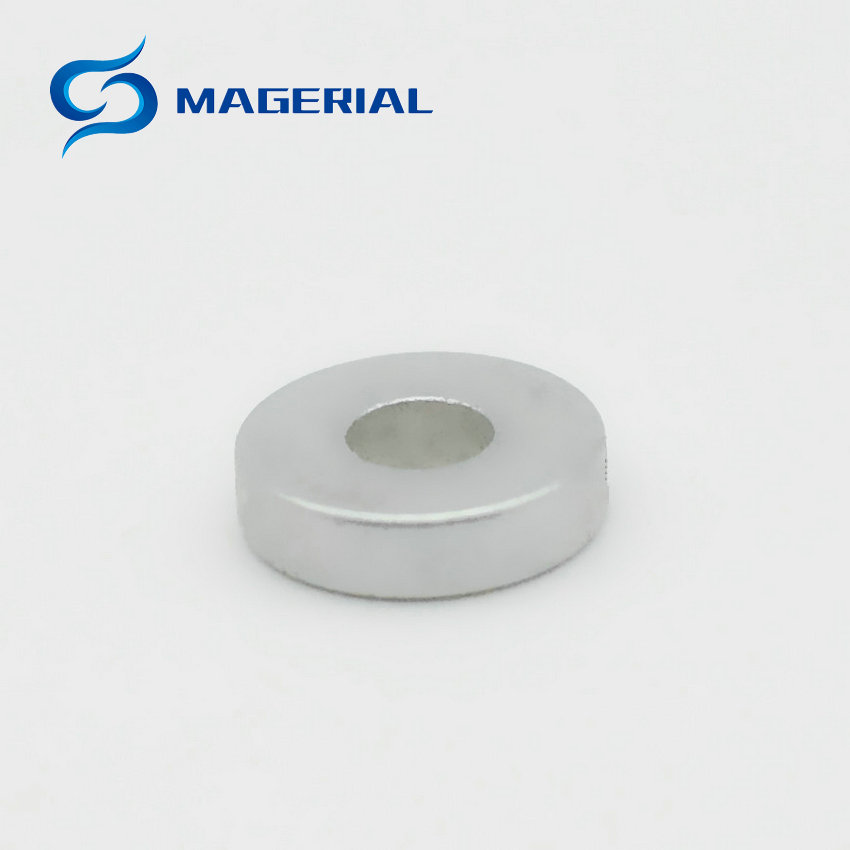 Diametrically NdFeB Magnet Ring Dia. 8x3x2 mm Tube N42 Precision Rotor Neodymium Permanent Sensor Magnets 50-500pcs 1 pack diametrically ndfeb magnet ring diameter 9 53x3 18x3 18 mm 3 8 1 8 1 8 tube magnetized neodymium permanent magnets