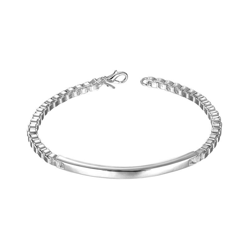 Распродажа серебряных браслетов