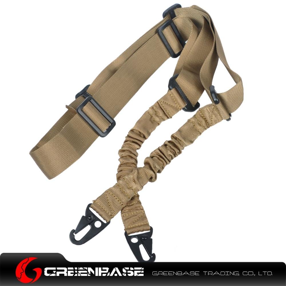 Greebase Tactical Honda Del Arma QD Tactical Rifle Sling Bungee Sling Ajustable
