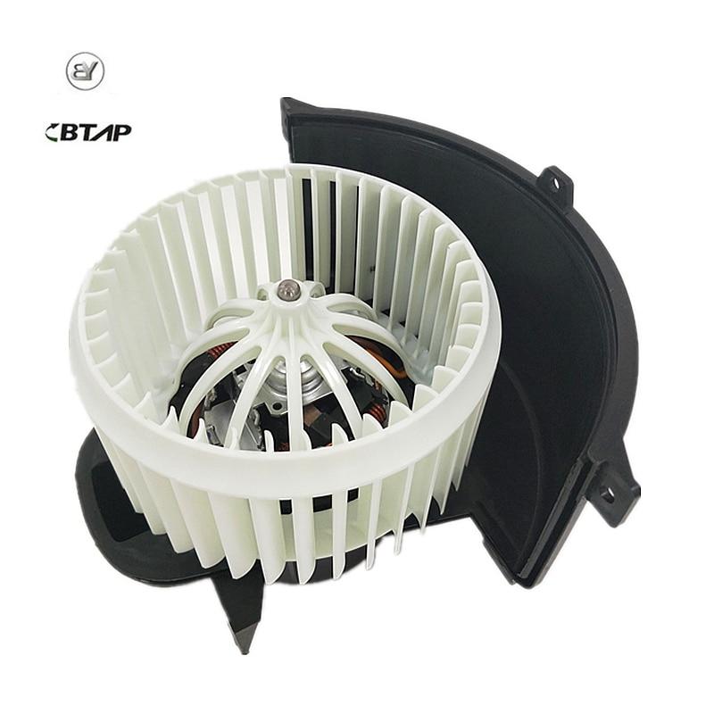 BTAP New LHD Heater Blower Moter Fan ForVWTouareg Porsche