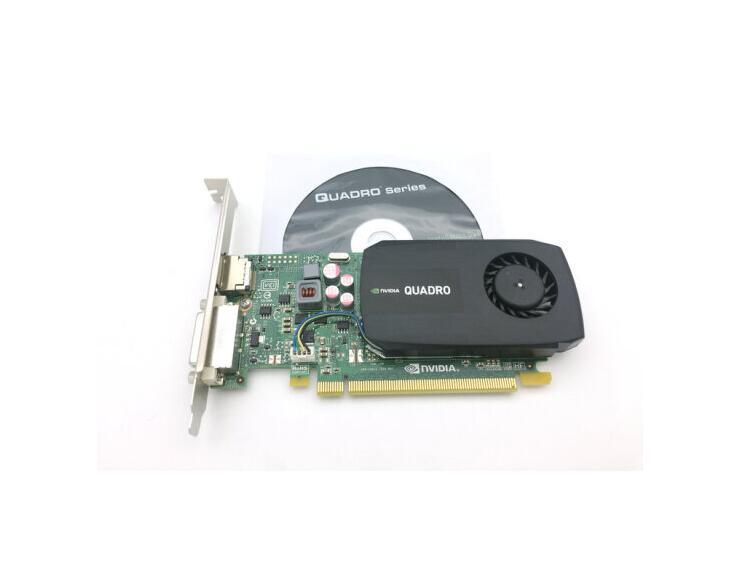 Leadtek Quadro K600 1GB Professional Graphics Card, Warranty For Three Years