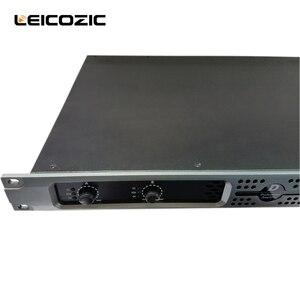 Image 2 - Leicozic DX2350 1u power amplifier מוסיקה מגבר amplificateur professionnel 550W אודיו מגבר 1u כוח מגבר עבור שלב