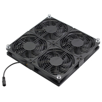 Speed Version Silent Cooling Fan High Speed Belt High Speed Industrial Cabinet Cooler Water Cooling Heat Sink Pc Power Game No