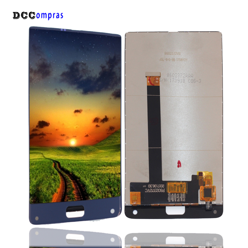 Original For Elephone S8 LCD Display Touch Screen Digitizer For Elephone S8 Screen LCD Display Phone Accessories Free Tools