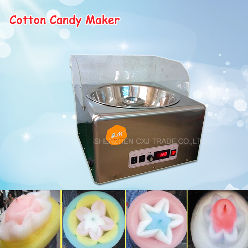 electric commercial cotton machine
