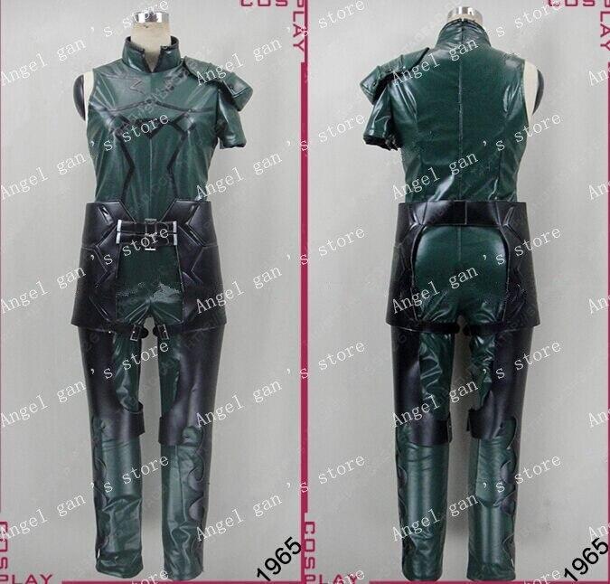 free shipping custom-made new Anime Fate/Zero Lancer Cosplay Costume