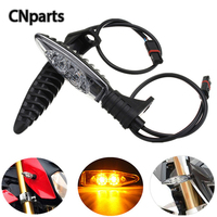 CNparts 2X Universal Car LED Turn Signal Light Indicators Blinker For BMW F650GS R1200R S1000RR F800GS F800R K1300S G450X F800ST