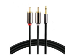 ФОТО LBSC 35mm to 2RCA Audio Auxiliary Stereo Y Splitter Cable