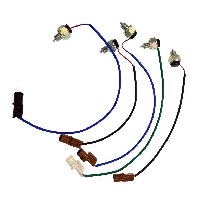 Livraison gratuite 5 pcs un ensemble MR580151 MR580152 MR580153 MR580154 MR5810155 transfert cas Commutateur Pour Mitsubishi montero pajero