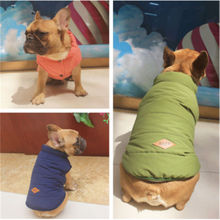 Pet french bulldog clothes For Dogs Clothes Puppy for dog jacket