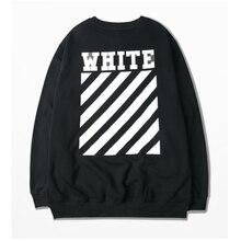 EXO Kanye West angst vor Gott Weiß 13 Hoodies C/O Virgil Abloh OFF WHITE Mit Kapuze Justin Bieber Chris Brown GD Sweatshirt Trainingsanzüge