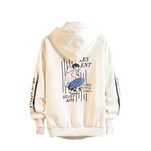 0e2cf8b2af9f4 Los hombres Hooides ropa de invierno sudaderas Hip Hop Streetwear  imprimir(China)