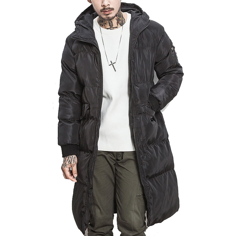 Jackets Men 2017 New Arrival Winter Jacket Men Thick Warm Cotton Jacket Men's Jackets Casual   Parka   Coat Pockets