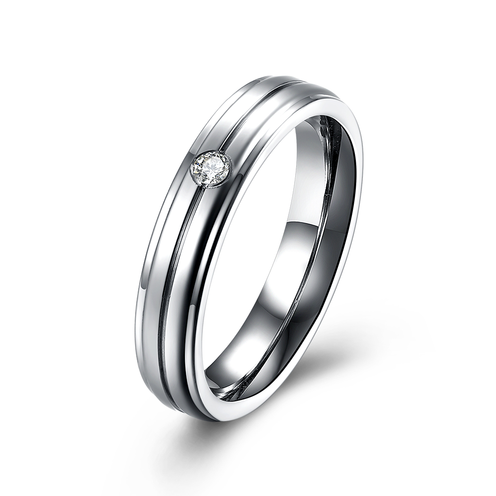 Best Er List Wedding Bands Engagement Sports Mens Stone Vintage Crystal Jewelry Stainless Steel Rings Sets For S In From