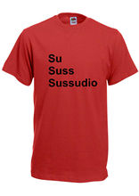 Su Suss Sussudio T-Shirt Funny Phil Collins Retro 80s Men Womens Kids tshirt Tops Tee New Unisex free shipping