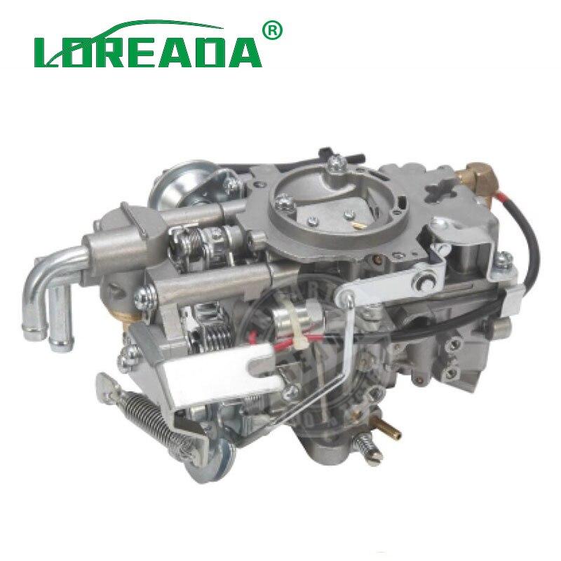 LOREADA NEW CARBURETOR ASSY 16010 FU400 16010FU400 FOR NISSAN K25 ENGINE JANPANESE CAR ACCESSORY WARRANTY 30000