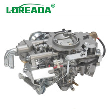Loreada novo carburador assy 16010 fu400 16010fu400 para nissan k25 motor janpanese garantia de acessórios do carro 30000 milhas