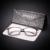 2016 ENGEYA TR90 Lente Transparente Gafas de Moda Marco Óptico Eyewear Gafas Marcos Para Los Hombres Las Mujeres de Alta Calidad Única de La Bisagra