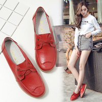 2018 spring and summer new lace female models mother shoes white nurse pregnant women white shoes