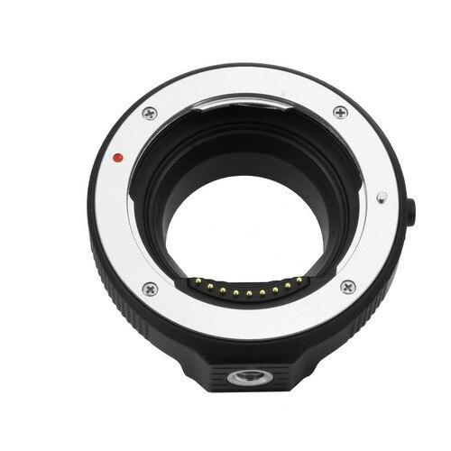 Enfoque automático adaptador para cuatro tercios M43 lente Olympus Panasonic Micro 4/3 MMF3