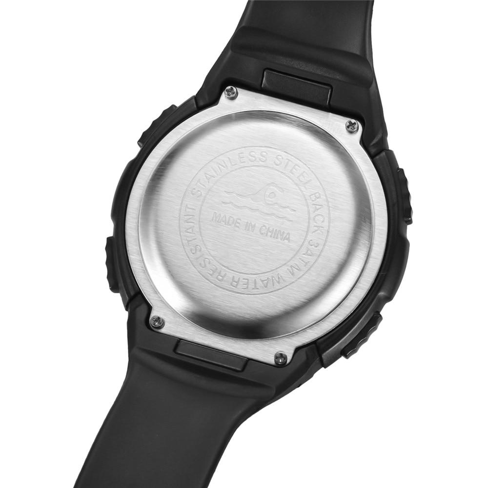 Multifunctional digital watch men outdoor running led watch sport watches Digital wrist watch relogio digital-3