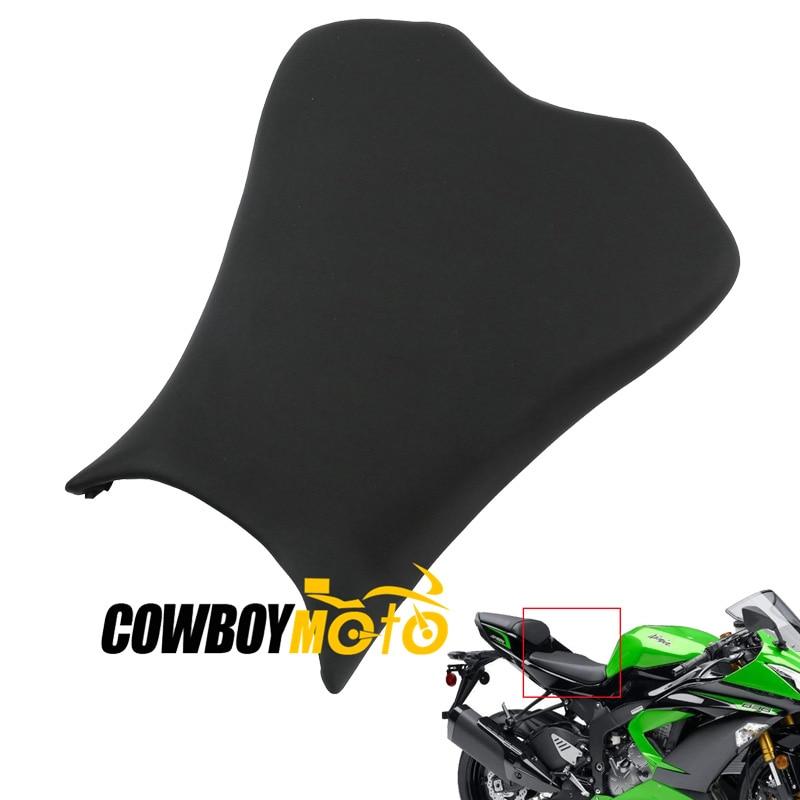 Новый мотоцикл Черная передняя Райдер сиденья водителя Подушка Pad для Kawasaki ниндзя ZX-6р запросу zx6r ZX в 6р 2013 2014 2015 13 14 15