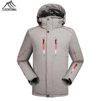 Saenshing 2016winter Jacket Men S Ski Jacket Waterproof Breathable Snowboard Jacket Men Outdoor Mountain Skiing Coat