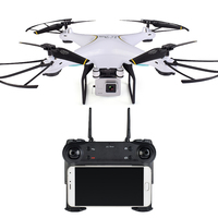 SG600 RC Drone with Camera 2MP WIFI FPV Quadcopter Auto Return Altitude Hold Headless Mode RC Helicopter