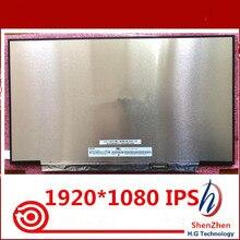 Panel de visualización de pantalla mate Original, 14 pulgadas, Matrix, modelo exacto N140HCE EN2 Rev.C1 IPS 72% NTSC FHD 1920x1080 30 pines