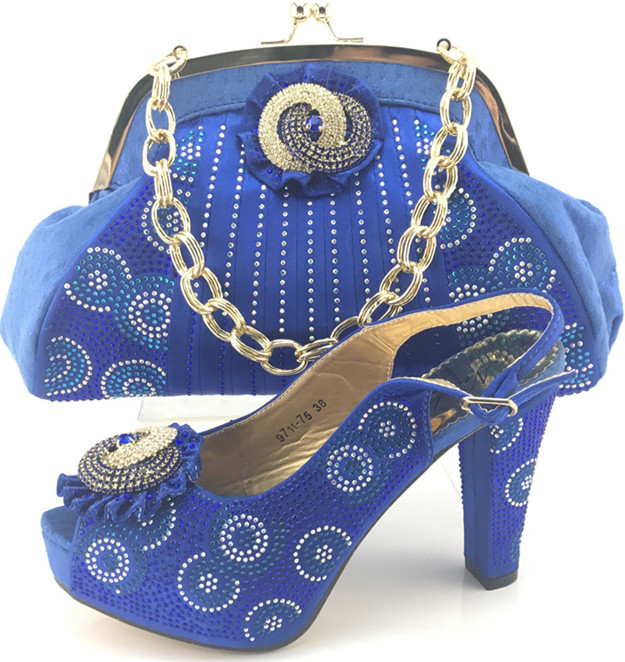 mules Shoes matching Bag Italian designers for nigeria wedding in high quality African Style fashionable shoes and bag set banking reforms and banks stability in nigeria 1986 2009