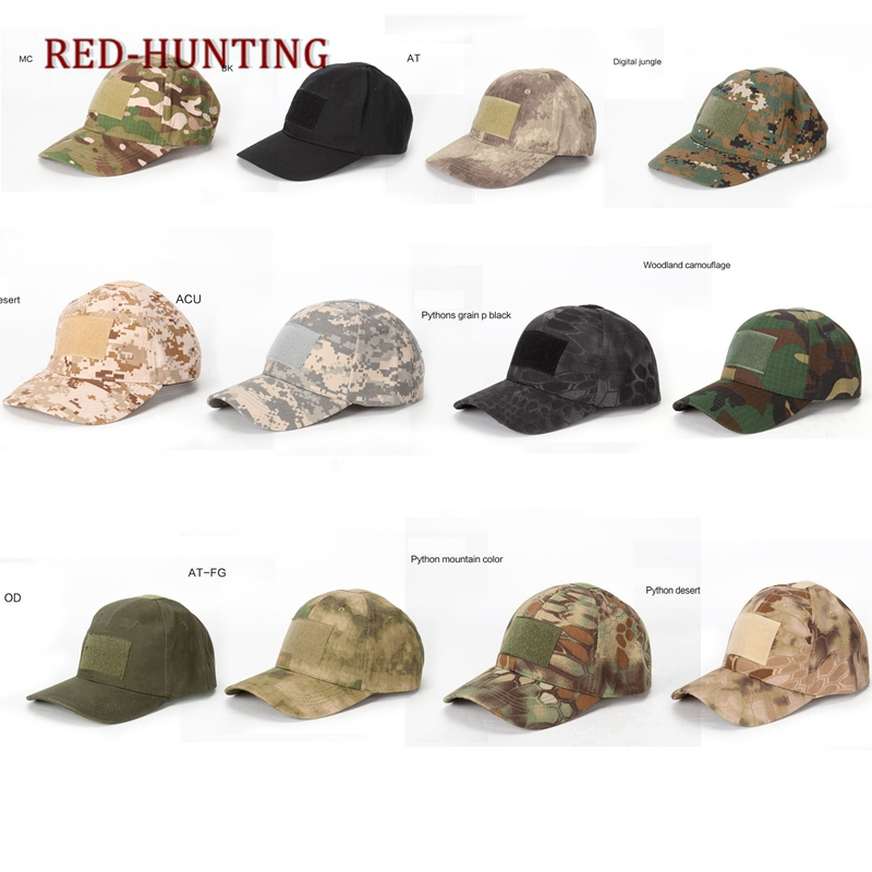 New MultiCam Digital Camo Special Force Tactical Operator Hat Contractor SWAT Baseball Caps US Army CORPS CAP